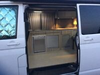VW campervan LWB year 2015 conversion November 2016