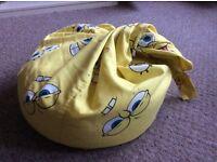 Spongebob beanbag