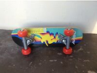 """Avigo 7"""" mini Skateboard"""