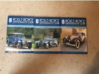 Rolls Royce Enthusiasts Club Magazines 2016