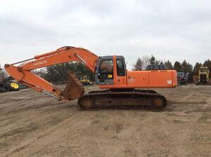 2002 Hitachi ZX330LC - Excavator