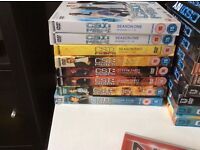 CSI Box Sets