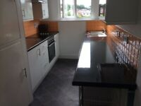 Upper Ormeau Road. Two bedroom second floor flat in Victorian house.