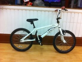 "BMX: refurbished 20"" Kobe Spin"