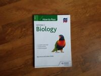 National 5 Biology how to pass