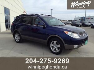 2010 Hyundai Veracruz GLS. Local Manitoba trade, Great conditio