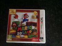 Super Mario 3ds game