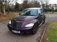 Chrysler Limited PT Cruiser DIESEL, Leather Seats, Purple