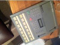 Alesis HR-16 Drum machine