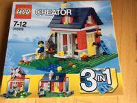 Lego creator house -brand new
