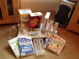 Nintendo Wii package £65 for all