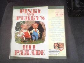 AN ORIGINAL PINKY & PERKY LP ALBUM FROM 1968