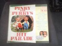AN ORIGINAL PINKY & PERKY LP ALBUM FROM 1968