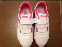 Ladies Lonsdale Trainers Size 6.5
