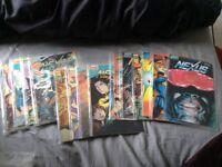 First comics Nexus comics