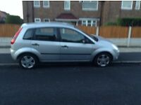 2002 52 new shape fiesta absalote bargain at only £495 ono