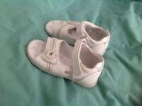 Girls size 6.5 sandals