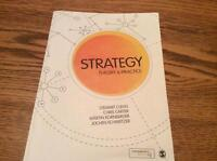 Strategy Theory & Practice