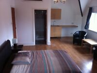 Very Large studio flat all inclusive