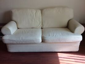 1 x 3 Seater and 1 x 2 Seater Sofas