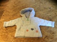 Baby jacket Boots Mini Club (brand new with labels)