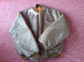 Bomer jackets