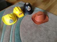 Boys dress up hats