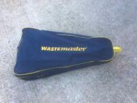 Wastemaster and storage bag