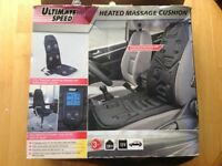Heated Massage Cushion