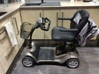 Kymco mini comfort mobility scooter(bronze)