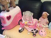 Baby born dolls