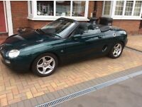 MG MGF - 1996 / 1997 - Great Looker - Early Viewing Recommended