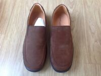 Gents Casual Nubuck shoes size 10 New in Box