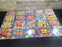 Now that's what I call music 12 off plus 8 other children's CDs excellent condition