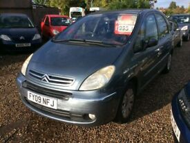 image for Citroen, XSARA PICASSO, MPV, 2009 as traded in NO OFFERS @ Aylsham Road Affordable Cars