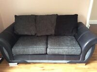 Sofa bed double nearly new