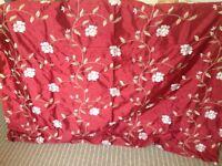 Floral John Lewis curtains