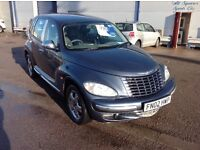 Chrysler pt cruiser crd limited