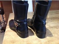 Michael Kors Leather boots size 7 EXCELLENT CONDITION!!
