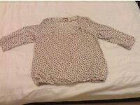 EDC (Esprit) long sleeved XL blouse