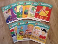 13 x Oxford reading tree books Excellent Condition