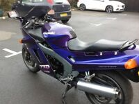 Kawasaki zzr1100c2 1991