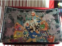 Jackie Chan Adventures Collection (Magazines, Cards & Talismans)