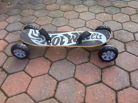 hot wheels all terrain skate board