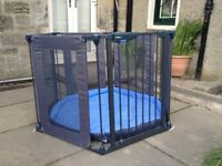 Lindam Playpen with Floor Mat