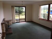 Bungalow to rent. Two bedroom 6 miles south of Jedburgh on A68.