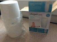 Angelcare Nappy Bin with almost full cartridge - hardly used. Collection from Hove