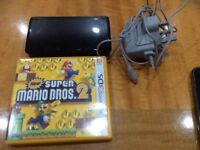 Nintendo 3DS with Super Mario Bros 2
