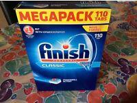 Finish powerball Classic dishwasher tablets (110)