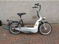 HELIO ELECTRIC SCOOTER ROAD REGISTERD PLUS TWO FOR SPARES